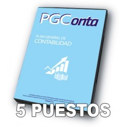 PGCONTA  RED 5 USUARIOS